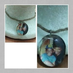 Only By Special order handcrafted pendant keepsake